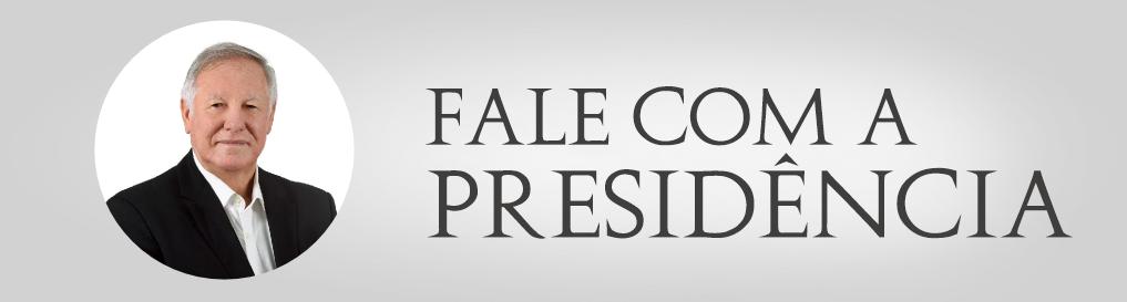 Fale com a Presidência do Cremepe
