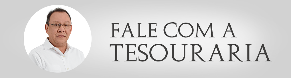 Fale com a Tesouraria do Cremepe